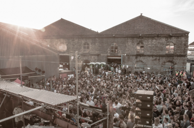 The Yard at Motion, Bristol