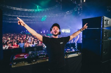 Review: Andy C at The Main University Hall, Plymouth