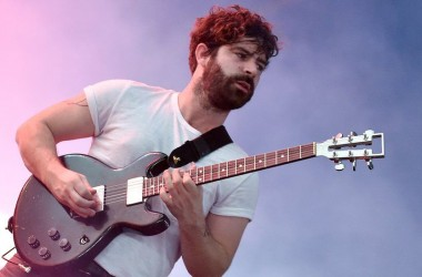 Foals' Yannis Philippakis' New London Club Night at Peckham's Rye Wax