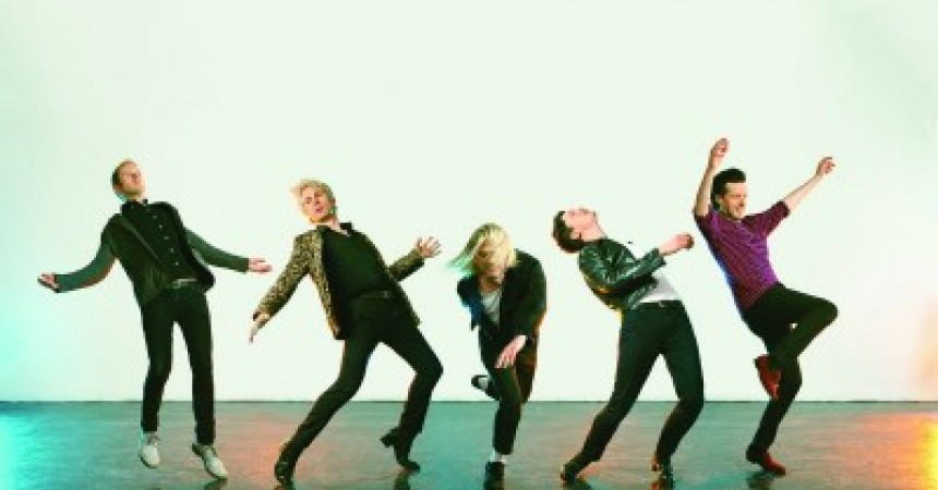 inSYNC's 'Needed' Track of the Week: 'Feel The Love Go' by Franz Ferdinand