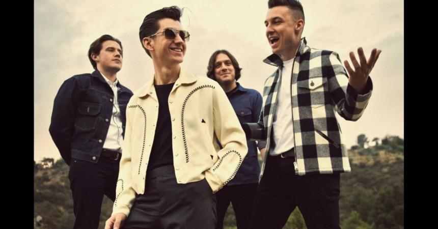Arctic Monkeys Return After Three Year Hiatus