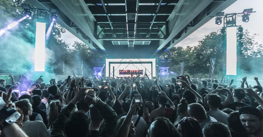 London's Junction 2 Comes to Bristol