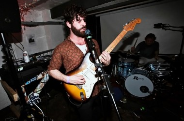 Featured Review: Yannis Philippakis' MILK. at Rye Wax, Peckham