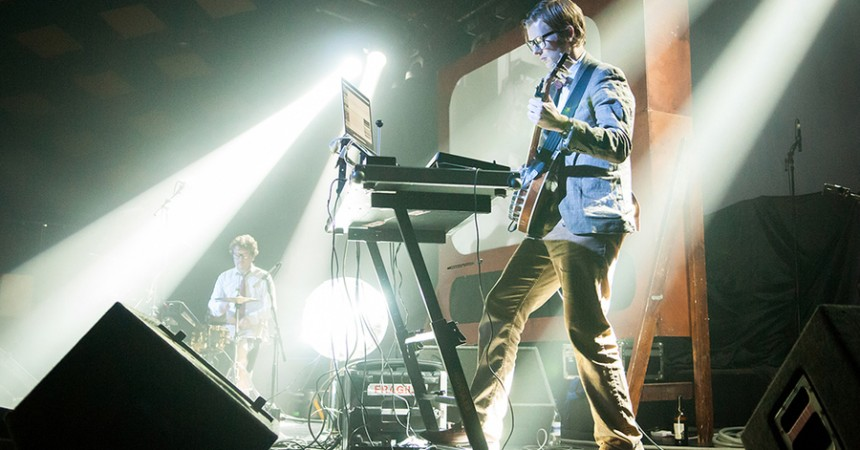 Public Service Broadcasting at The O2 Academy, Bournemouth