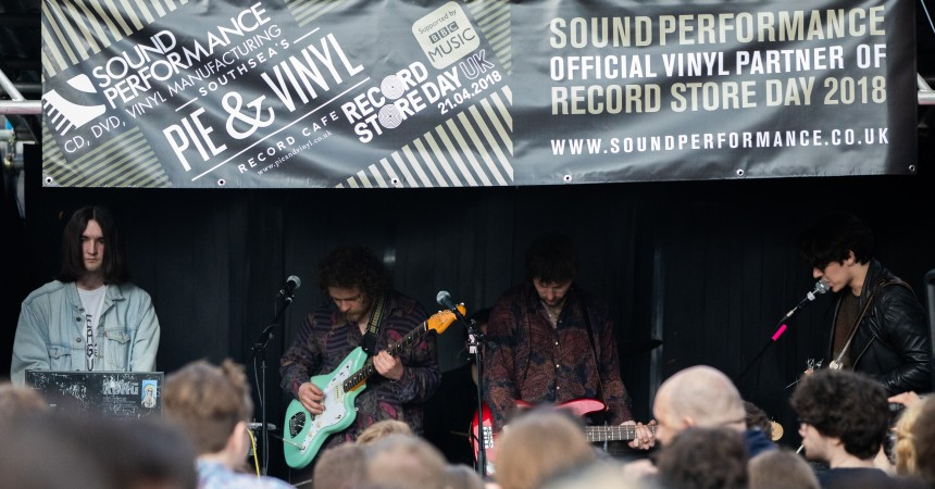 Portsmouth Celebrates Its Fourth Annual Record Store Day Event