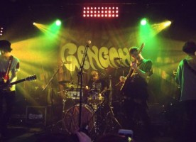Gengahr at The Joiners, Southampton