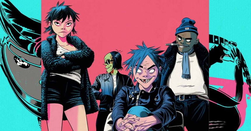 inSYNC's 'Needed' Track of the Week: 'Sorcererz' by Gorillaz