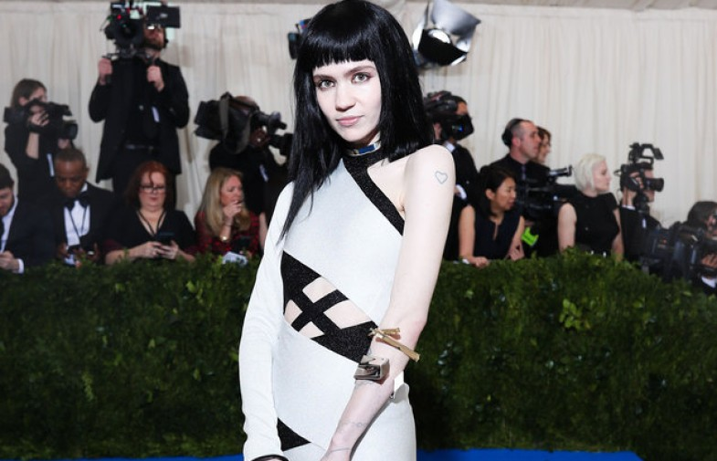 inSYNC's 'Needed' Track of the Week: 'We Appreciate Power' by Grimes