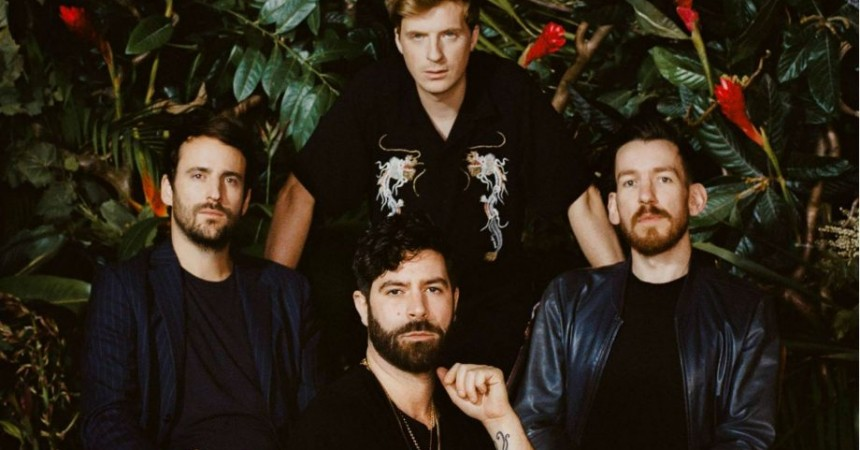 Foals & Bombay Bicycle Club Are Back
