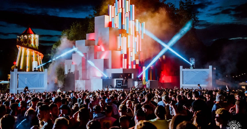 Love Saves The Day 2019