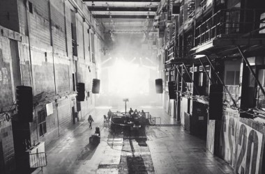 Tycho at Printworks, London