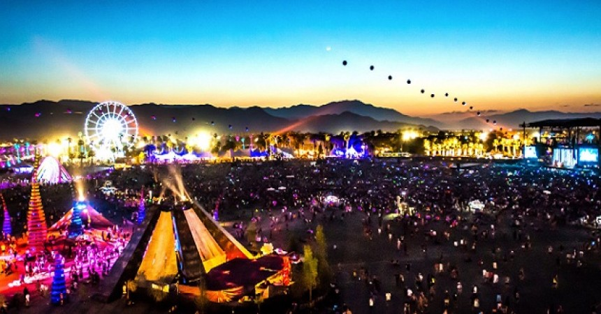 Coachella Takes Over Twitter With 3.8M Tweets During First Weekend - EDMTunes